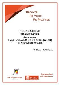 Foundations Framework – ALCN in NSW